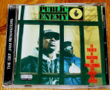 Public Enemy - It Takes A Nation Of Millions To Hold Us Back CD Remastered, universal records