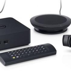 Dell ChromeBox, Intel Core i7 4600u 2.1 Ghz, 4 GB DDR3, 16 GB SSD, Wi-Fi, Bluetooth, WebCam Logitech Full HD, Jabra Speak 410, Mini Wireless Keyboar