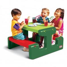 Masuta junior pentru picnic Little Tikes - Spatiu de joaca