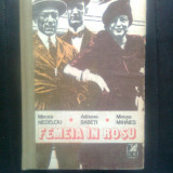 Mircea Nedelciu; Adriana Babeti; Mircea Mihaies - Femeia in rosu (1990) - Roman