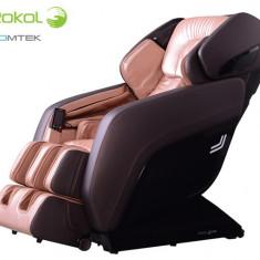 Fotoliu Masaj Comtek Rokol RK 7805 3D cu încălzire - Scaun masaj