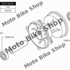 Kit rulmenti+semeringuri roata fata KX125/ KX250/ KX250F/ KX450F, - Kit rulmenti Moto