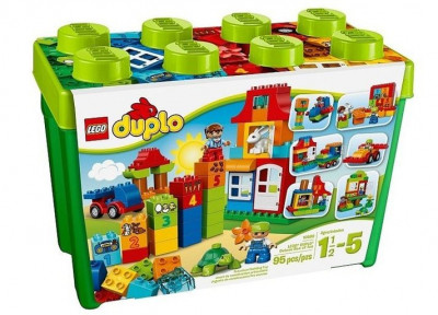 Cutie Deluxe de divertisment LEGO DUPLO foto