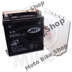 Baterie moto + electrolit 12V18AH / YTX20CH-BS / JMT,