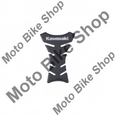 Tankpad Carbonlook Kawasaki 14, 1 X 20, 7 cm, - Componente moto