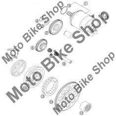 Electromotor complet 0, 45 KW KTM 250 EXC RACING 2006 #1, - Maneta frana Moto