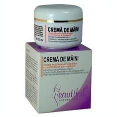 Crema Regeneranta de Maini cu AntioxiVita si Vitamina E Phenalex 50ml Cod: phn4 - Crema de maini