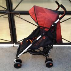 Kooki, Red & Black, carucior sport copii 0 - 3 ani - Carucior copii Sport Altele, Altele
