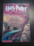 HARRY POTTER AND THE CHAMDER OF SECRETS ( vol. 2) - J. K. Rowling - USA, 2000