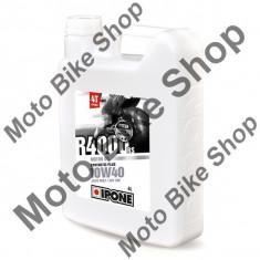 Ulei moto 4T Ipone R4000 RS 10W40 Sintetic Plus ESTER - JASO MA2 - API SM, 4L, - Ulei motor Moto