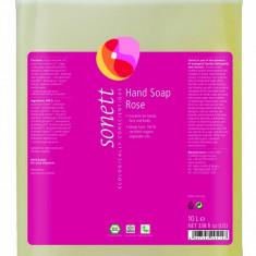 Sapun lichid ecologic Trandafiri 10L, Sonett