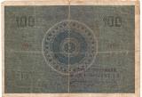 AUSTRIA BILET LOTERIE 100 Kronen 17 Klassenlotterie 1927 U