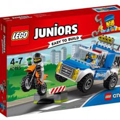 Urmarire cu camionul de politie - LEGO Juniors