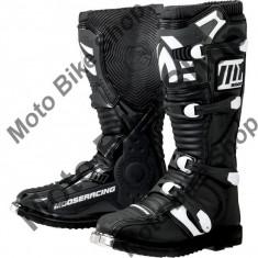 Cizme motocross Moose Racing M1.2 MX, negre, marime 43=9,