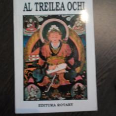 AL TREILEA OCHI - T. Lobsang Rampa - Editura Rotary, 1995, 223 p. - Carte paranormal