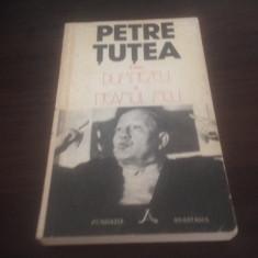 PETRE TUTEA, INTRE DUMNEZEU SI NEAMUL MEU, ANASTASIA 1992 - Carte Filosofie