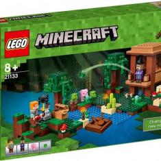 Coliba Vrajitoarei - LEGO Minecraft