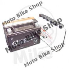 Baterie moto + electrolit 12V8AH / YTX9-BS / 6-ON,