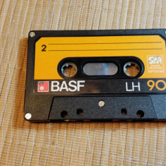 Caseta Audio BASF LH 90 min (10655)
