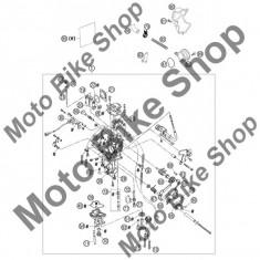 Garnitura pahar carburator KTM 520 EXC RACING Europe 2002 #45, - Manete Ambreiaj Moto
