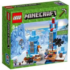 Crampoanele de Gheata - LEGO Minecraft