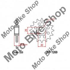 Pinion fata 520 Z16, - Pinioane transmisie Moto