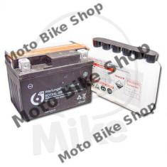 Baterie moto + electrolit 12V3AH / YT4L-BS / 6-ON,