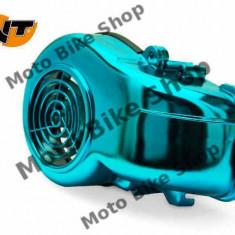 Capac racire motor Minarelli orizontal albastru, - Capac racire motor Moto