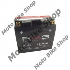 Baterie moto + electrolit 12V12Ah YT12B-BS,