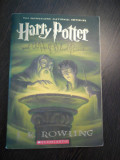 HARRY POTTER AND THE HALF-BLOOD PRINCE ( vol.6) - J. K. Rowling - Scholastic