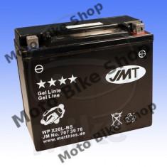 Baterie moto cu gel 12V18AH / YTX20L-BS / JMT,