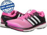 Pantofi sport Adidas Supernova Glide 6 Boost pentru femei - adidasi originali, 36, 36 2/3, 38, 39 1/3, Roz, Textil
