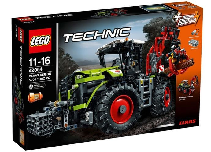 CLAAS XERION 5000 TRAC VC foto mare