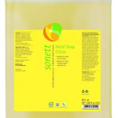 Sapun lichid ecologic Lamaie 10L, Sonett