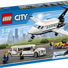 Servicii VIP pe aeroport - LEGO City