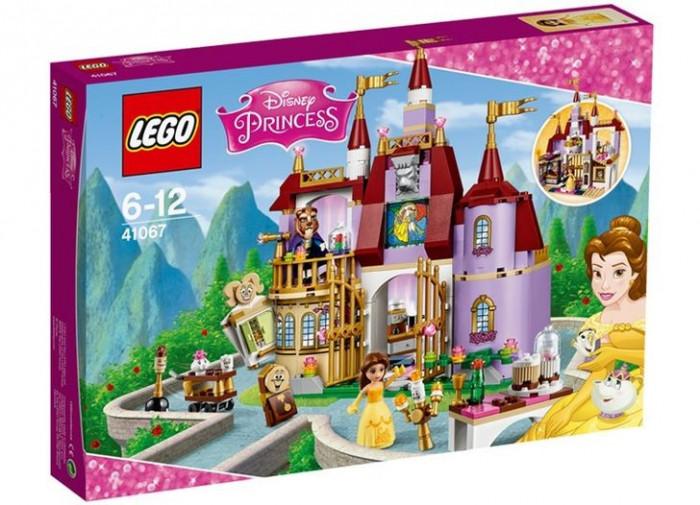 Castelul fermecat al lui Belle foto mare