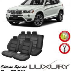 Huse Scaune Dedicate Bmw X3 F25 2011-2016 Editia Luxury