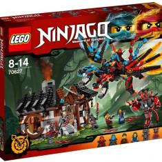 Fieraria dragonului - LEGO Ninjago