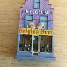 BDU - MAGNET FRIGIDER - 21 - TEMATICA TURISM - BELGIA