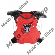 Protectie corp (carapace) rosie Spider, - Protectii moto