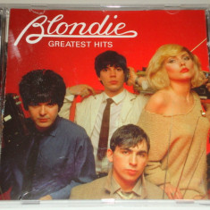 Blondie - Greatest Hits CD Remastered (2002) - Muzica Rock emi records