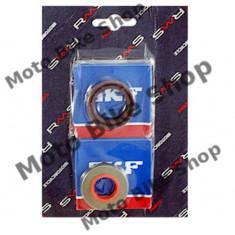 Kit rulmenti ambielaj 17x47x16 Minarelli AM345/6, - Kit rulmenti Moto