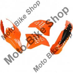 Kit plastice KTM EXC 2009/2010, portocaliu,