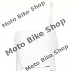 Plastic numar fata alb Honda CRF '04-'7, - Componente moto