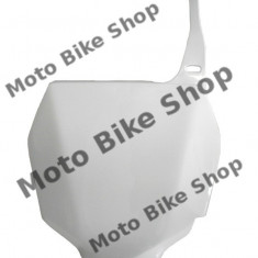 Plastic numar fata Suzuki RMZ 250 '7 alb, - Componente moto