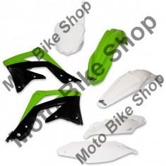 Kit plastice Kawasaki KXF 450 2013, culoare originala,