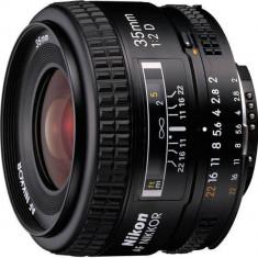 Obiectiv Nikon 35/F2.0 AF-D - Obiectiv DSLR