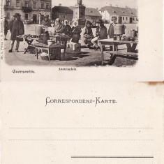 Cernauti, Bucovina - clasica - editura Kanarski - Carte Postala Bucovina pana la 1904, Necirculata, Printata