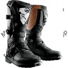 Cizme ATV/motocross Thor S4 Blitz, negre, 43, - Cizme Moto
