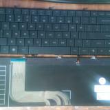 Tastatura Dell Dell ADAMO 13-A101 CN-0R592J NSK-DH101 US BLACK iluminata